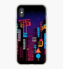 Streets of Korea iPhone Case