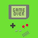 Game Over - Green by fyzzed