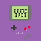 Game Over - Purple by fyzzed