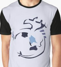 Lugia (Tribal) Graphic T-Shirt