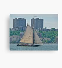 THE CLEARWATER Canvas Print