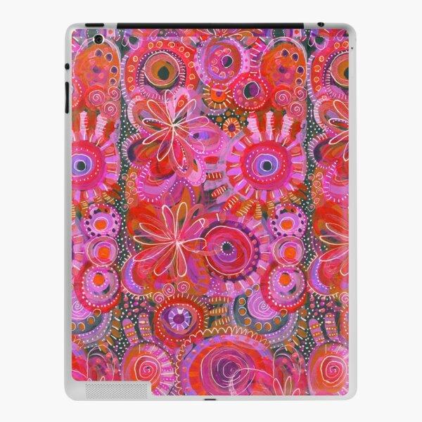 Magenta Party iPad Skin