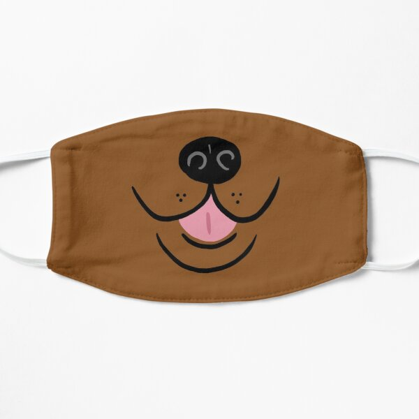 Dog mouth serie 2 Mask