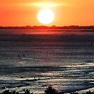 Hawaiian Sunset by jlv-
