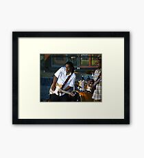 Kenny Neal Framed Print