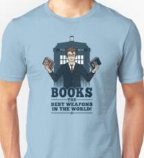 Books Slim Fit T-Shirt