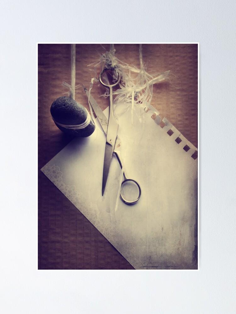 Alternate view of Rock, Paper, Scissors Poster
