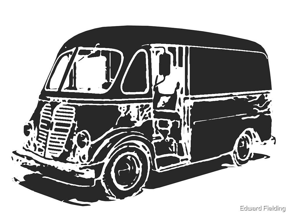 International Harvester Metro Step Van by Edward Fielding