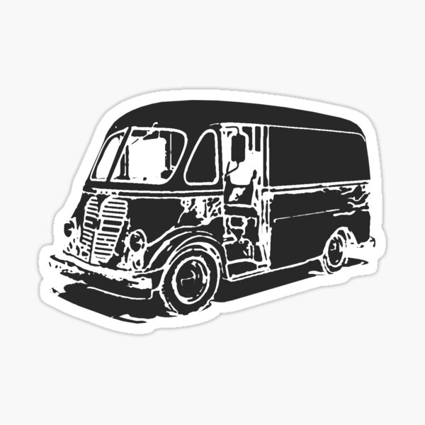 International Harvester Metro Step Van Sticker