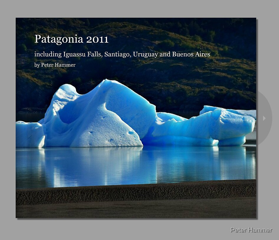 A Book on Patagonia by Peter Hammer