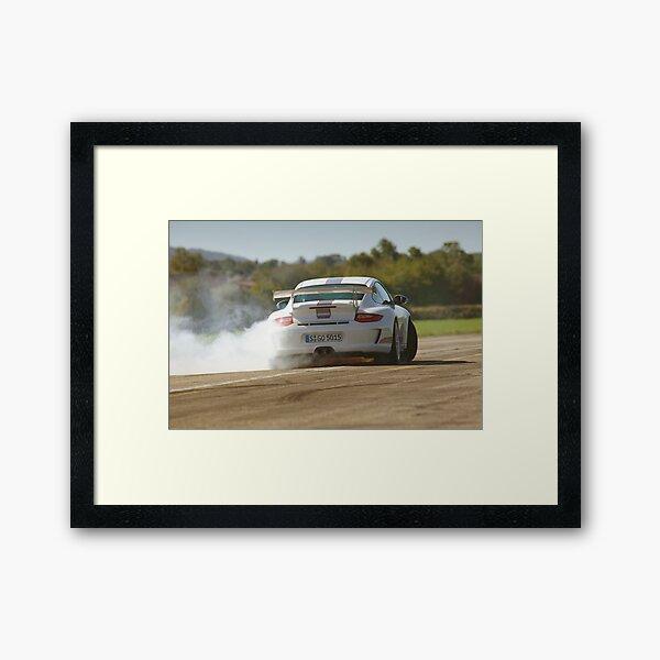 Porsche 911 GT3RS 4.0 Framed Art Print