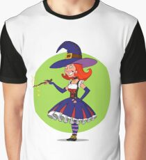 pretty witch. Graphic T-Shirt