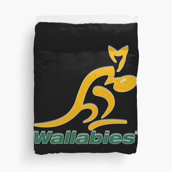 Wallabies Rugby Housse de couette