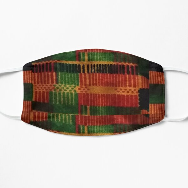 Face Mask Kente African Style Mask