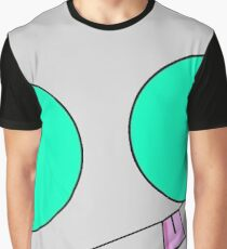 Minimalist Gir 2 Graphic T-Shirt