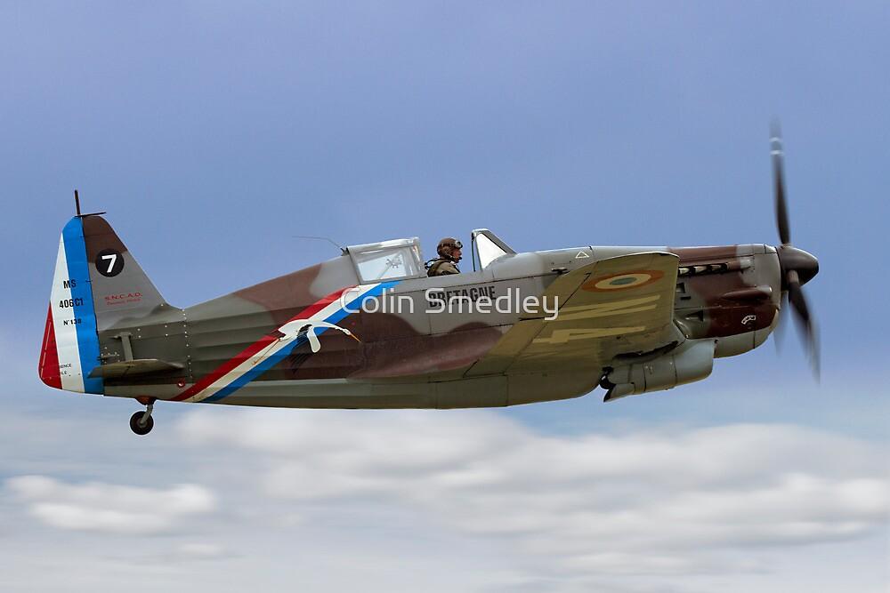 "EFW D-3801 J-143 HB-RCF ""Bretagne"" by Colin Smedley"