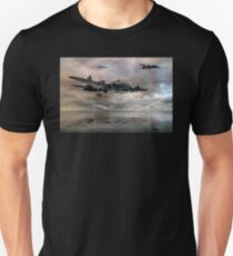 B-17 Flying Fortress - Almost Home Unisex T-Shirt