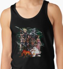 Final Fantasy VII - Collage Tank Top
