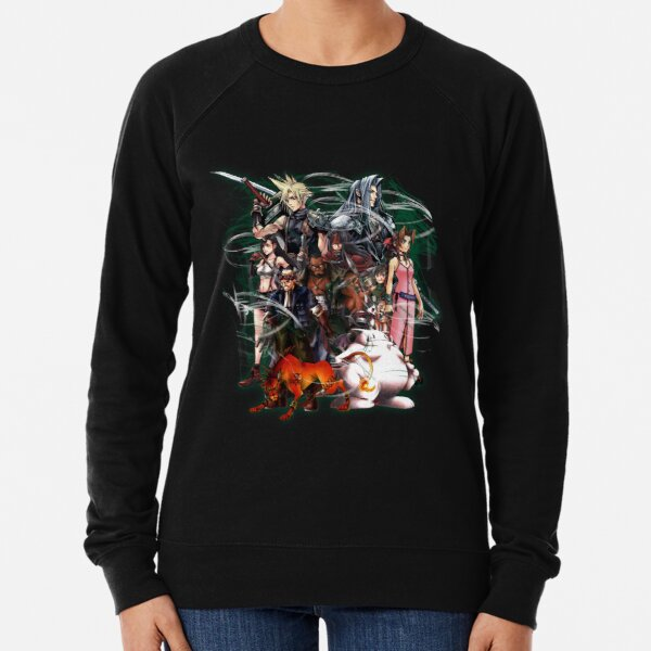Final Fantasy VII - Collage Lightweight Sweatshirt