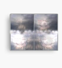 Emerging ... 1 ... 2 .... 3 .... 4!  Canvas Print