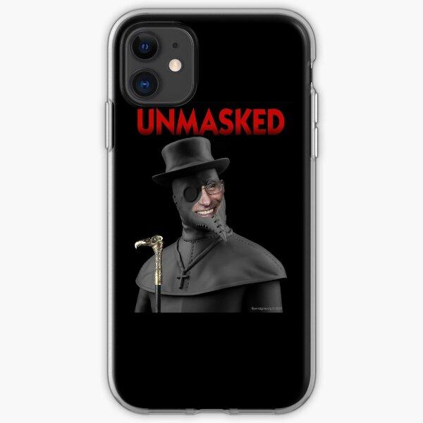 Unmasked iPhone Soft Case
