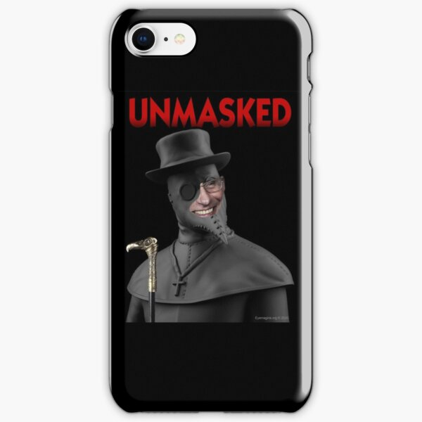 Unmasked iPhone Snap Case
