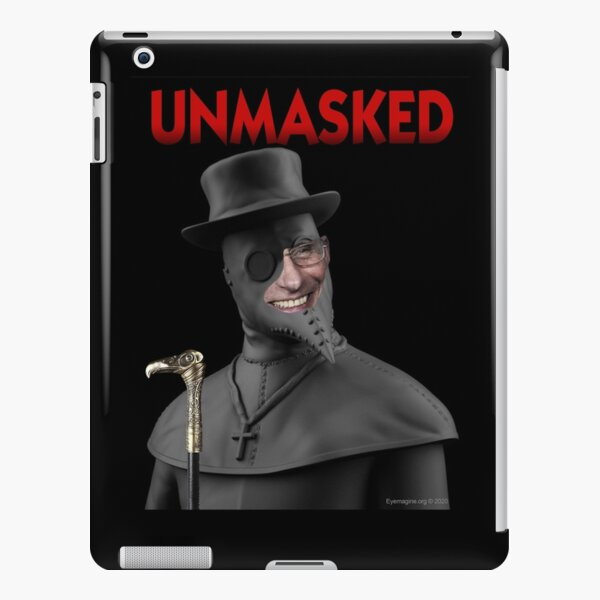 Unmasked iPad Snap Case