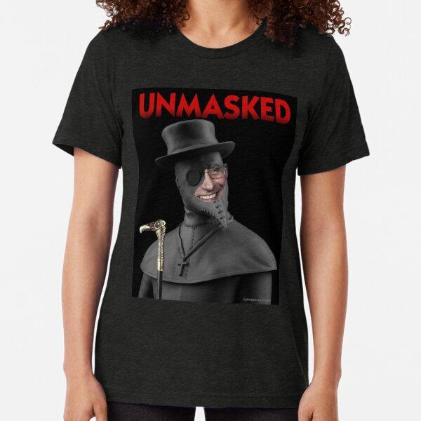 Unmasked Tri-blend T-Shirt