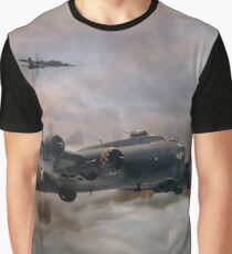 B-17 Flying Fortress - Almost Home 2 Graphic T-Shirt