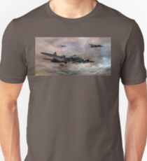 B-17 Flying Fortress - Almost Home 2 T-Shirt