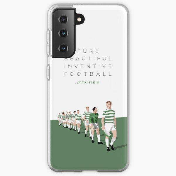 Pure Beautiful Inventive Football - Lisbon Lions Samsung Galaxy Soft Case
