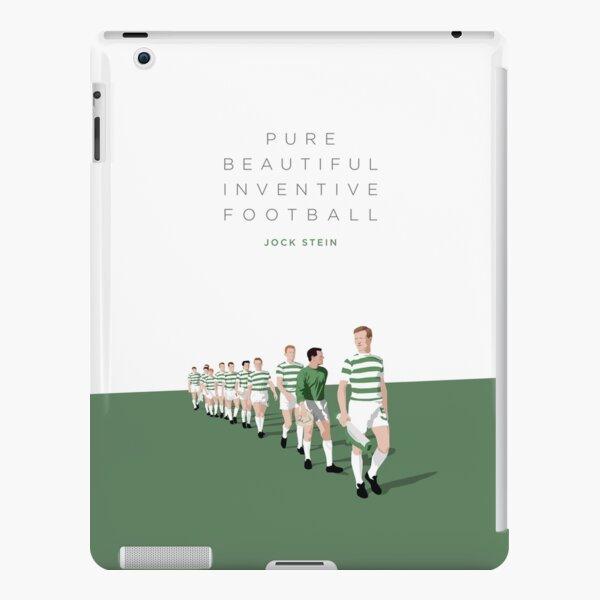 Pure Beautiful Inventive Football - Lisbon Lions iPad Snap Case