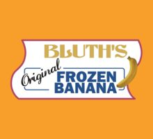 bluth's frozen banana { with banana } . arrested dev