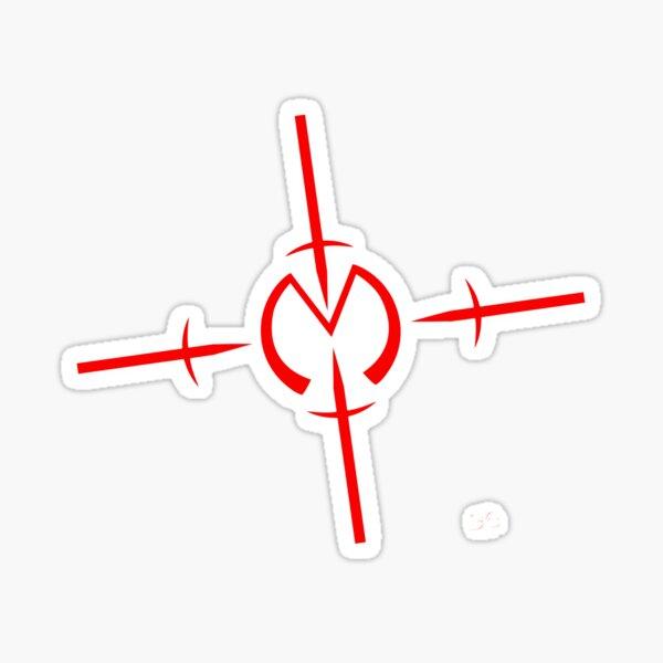 ReBoot - Matrix's Eye Sticker