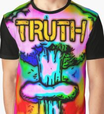 Truth bombs T-shirt graphique