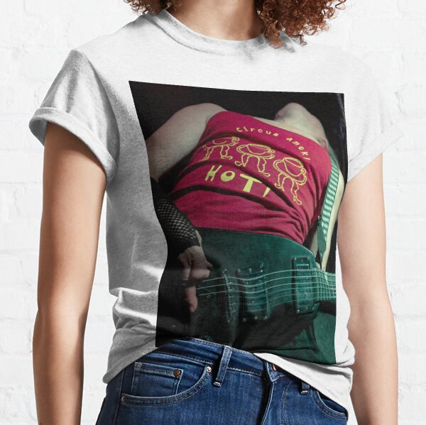 Music Show in the East Village of New York City Classic T-Shirt
