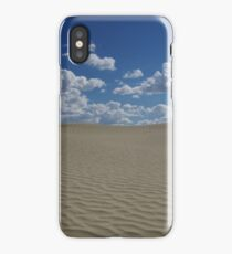 Sand Dune and Blue Sky iPhone Case
