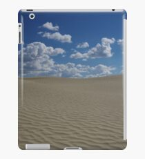 Sand Dune and Blue Sky iPad Case/Skin