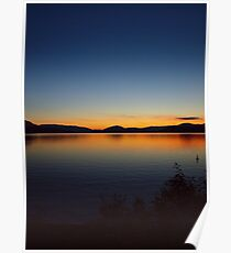 Fintry Sunrise Poster