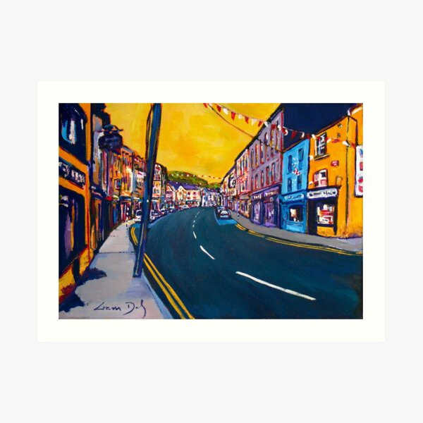 Skibbereen (County Cork, Ireland) Art Print