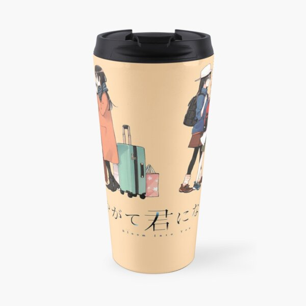 Bloom Into you Travel Travel Mug
