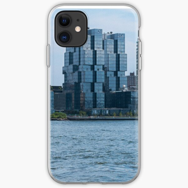 East River View iPhone Soft Case