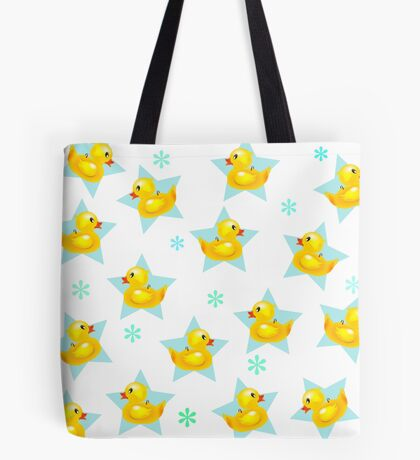 Duck Soup and Croutons Tote Bag
