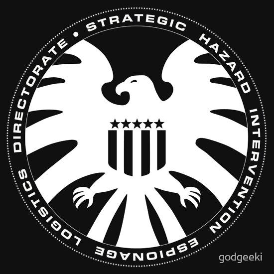 TShirtGifter presents: S.H.I.E.L.D. Badge
