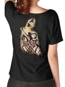 Odin, Sleipnir, Hugin and Munin t-shirt Women's Relaxed Fit T-Shirt