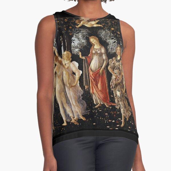 Botticelli, Primavera Blusa sin mangas