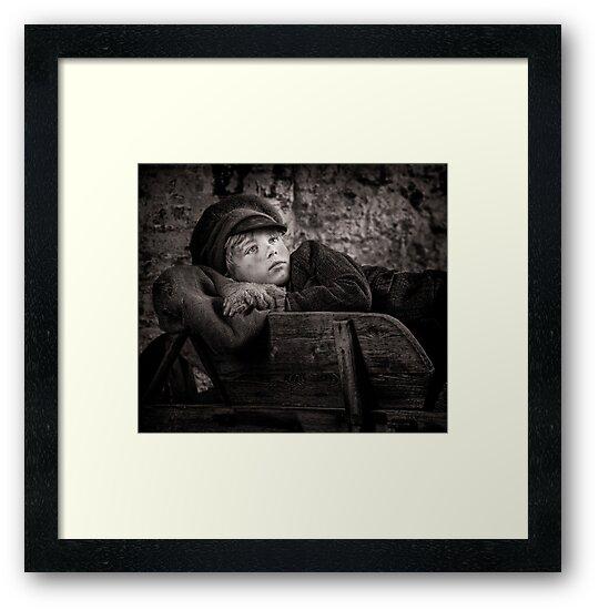 Barrow Boy by Patricia Jacobs DPAGB BPE4