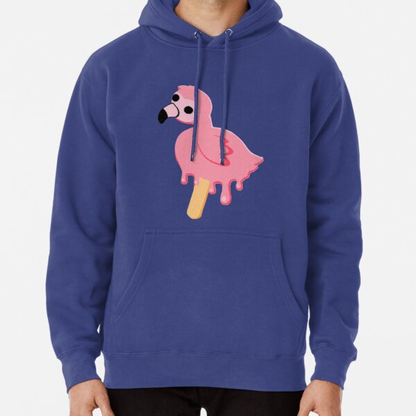 Flamingo melting pop mrflimflam youtuber fan T Shirt Pullover Hoodie