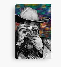 Home on the Rangefinder Canvas Print