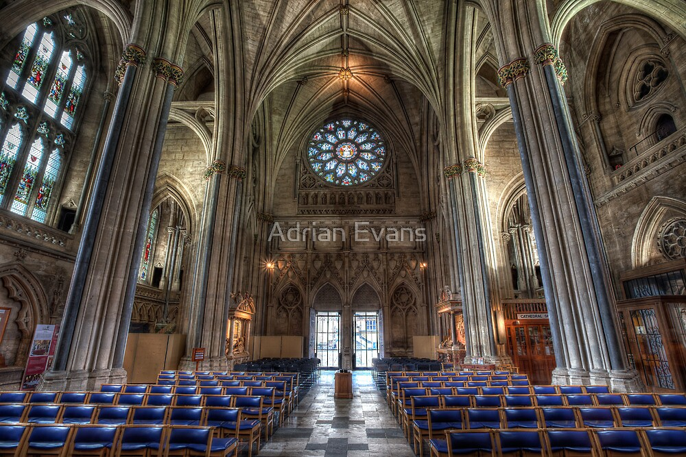 Holy Place by Adrian Evans